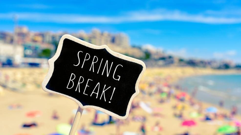 spring break pic