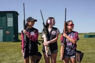 HCA Shotgun girls