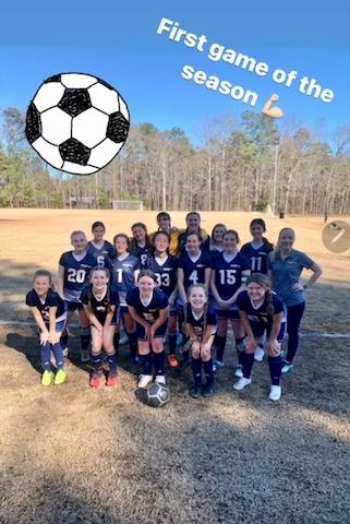 HCA Girls Soccer